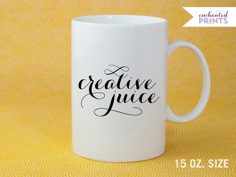 creative mug